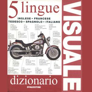 دیکشنری تصویری 5 زبانه