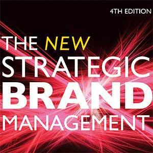 کتاب مدیریت استراتژیک نوین در برند