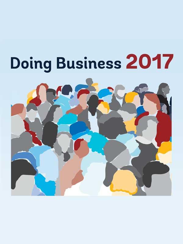 گزارش سهولت کسب و کار 2017