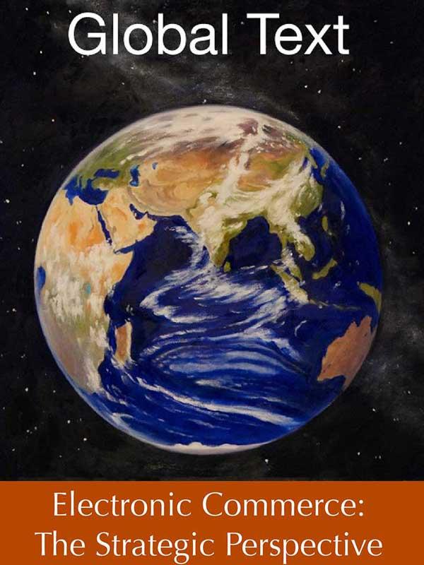 کتاب تجارت الکترونیک: چشم انداز استراتژیک