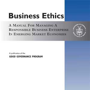 اخلاق کسب و کار - مدیریت تجارت بین الملل