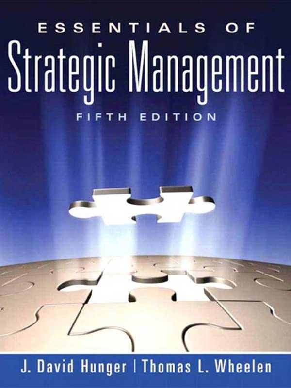 مبانی مدیریت استراتژیک