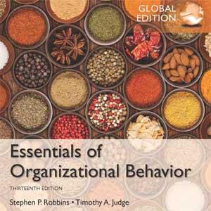 مبانی رفتار سازمانی رابینز