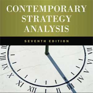 کتاب مدیریت استراتژیک - گرنت