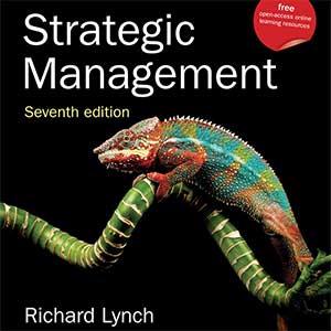 مدیریت استراتژیک - ریچارد لینچ