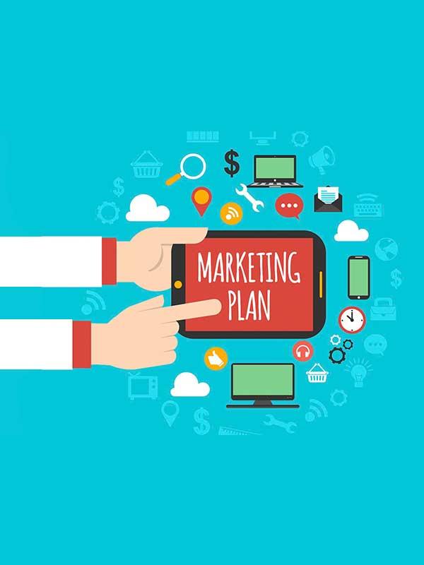 تدوین برنامه بازاریابی