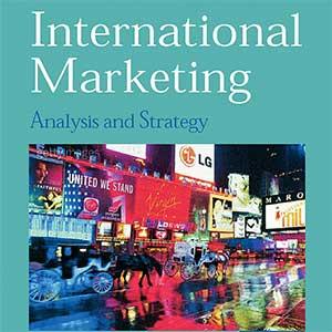 بازاریابی بین المللی - استراتژی و تئوری