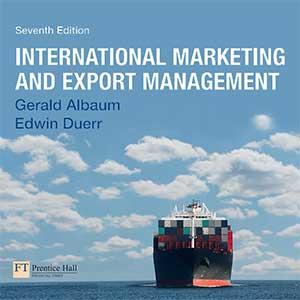بازاریابی بین المللی و مدیریت صادرات