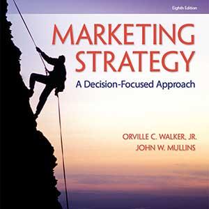 استراتژی بازاریابی - رویکرد مبتنی بر تصمیم گیری